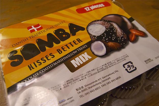 SAMBA KISSES BETTER