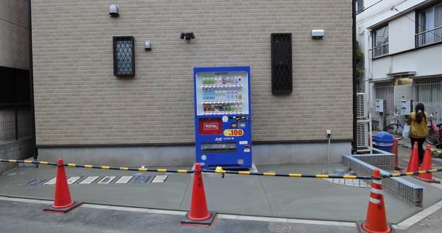 Photos: DSC01163+1 買えない自動販売機