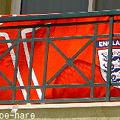 Photos: イングランドの旗