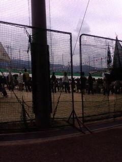写真: 体育祭 見学NOW!