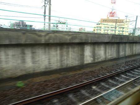 特急「はまかいじ」の車窓4