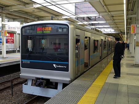 小田急線(町田駅)5
