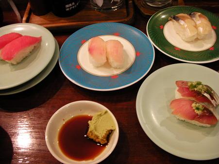 タイでお寿司