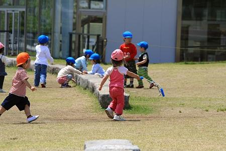 2010.05.31 象の鼻パーク 縄跳び