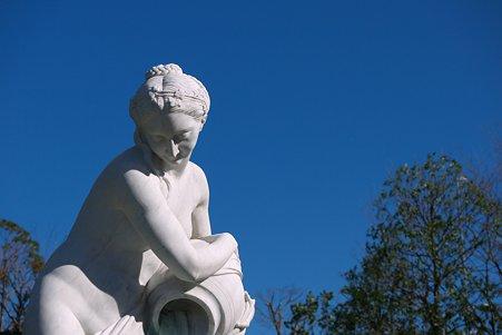 2010.12.23 イタリア公園 青空