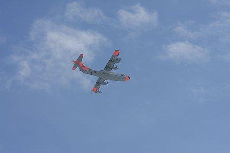 2011.02.15 和泉川 US-1A飛行艇