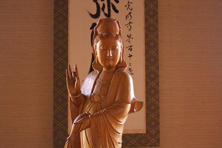 2011.04.16 久保山 菩薩像