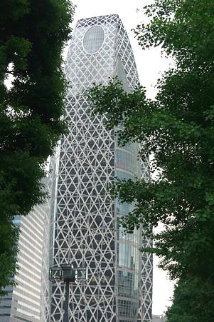 2011.06.16 新宿 モード学園コクーンタワー