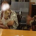 Photos: 泣いていた・・・