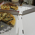 Photos: 深夜のピザ