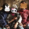 Photos: セナの家族