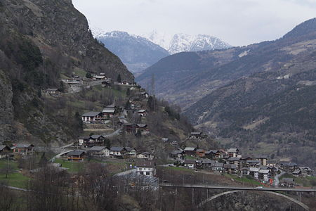 スイスっぽい景色