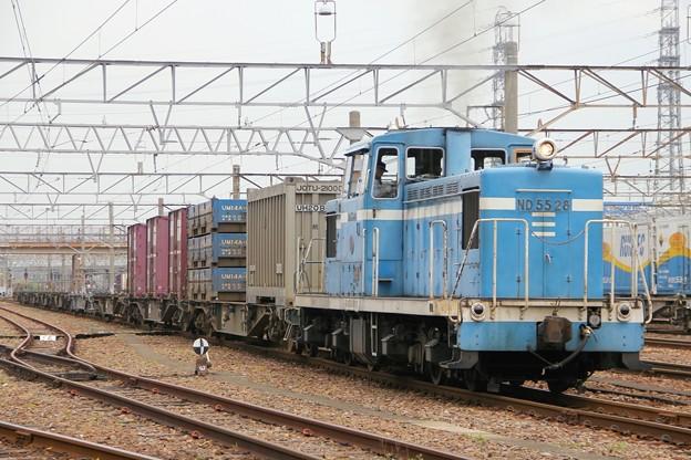 名古屋臨海鉄道 ND552-8号機