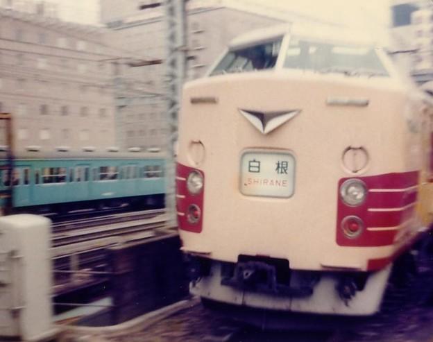 Photos: 183系 白根 (スキャナー)