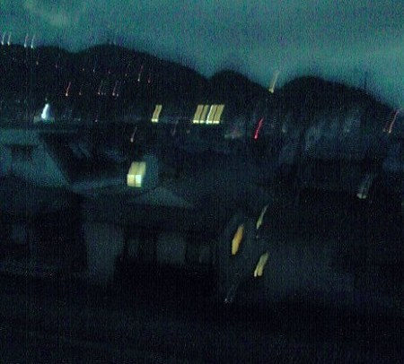 夜景(仕事先より)4月23日