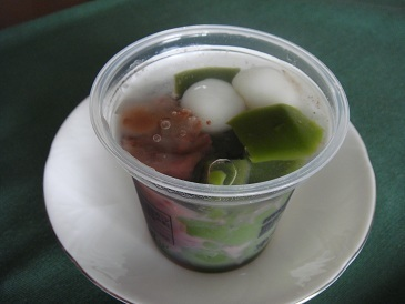 中村藤吉本店 生茶ゼリイ(抹茶)