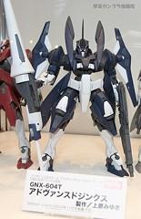 ホビージャパン2010年3月号掲載 MG ジンクス改造 1/100 ジンクスⅢ(アロウズ型)の展示25