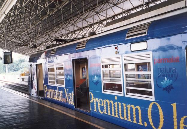Brasil / Porto Alegre の郊外電車 - Trensurb