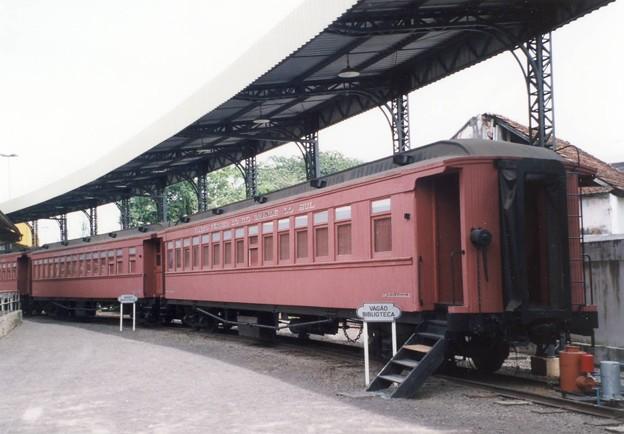 Brasil / Porto Alegre - ポルトアレグレ 鉄道公園