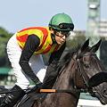 Photos: ポンテディリアルトと田中博康騎手