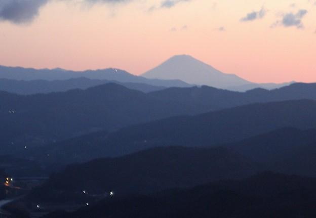2011年元旦富士山