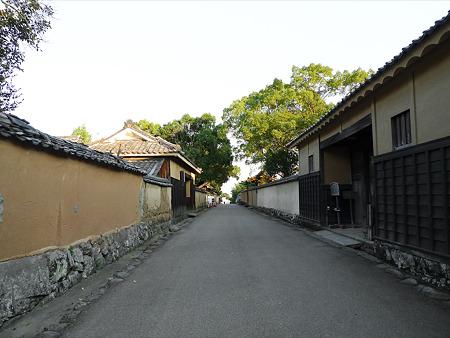 杵築(7)北台武家屋敷