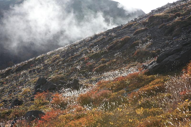 IMG_8970那須 茶臼岳 姥ヶ平の紅葉
