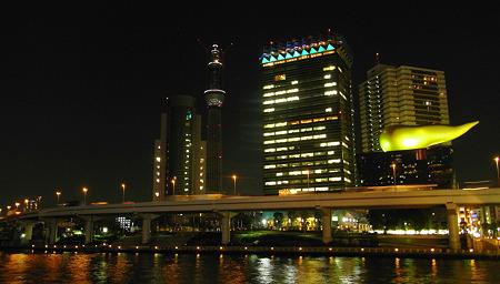 吾妻橋夜景