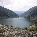 Photos: 初名栗湖なう。