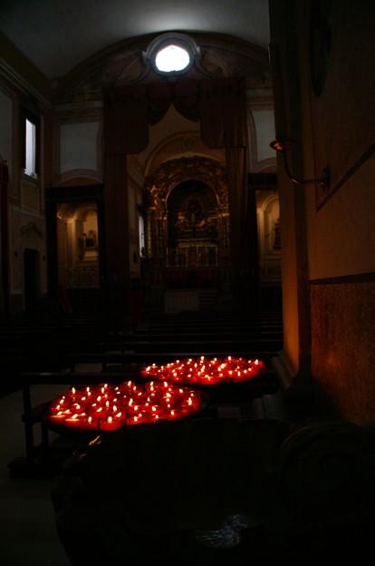写真: 祈り