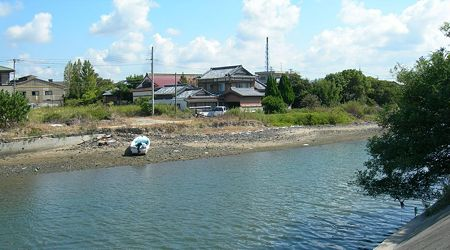 三原川河口5