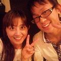 写真: 昨日は日本洗浄士協会のイベントのうちあげ。(*・∀・*)うめけんくんも...